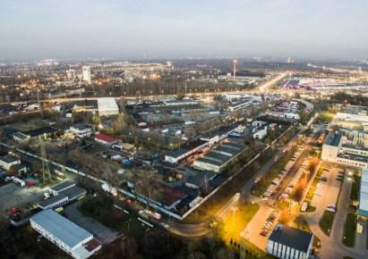 działka na sprzedaż - Gliwice, Okrężna
