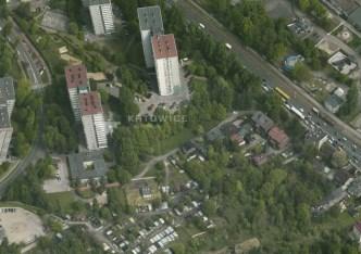 działka na sprzedaż - Katowice, Os. Tysiąclecia
